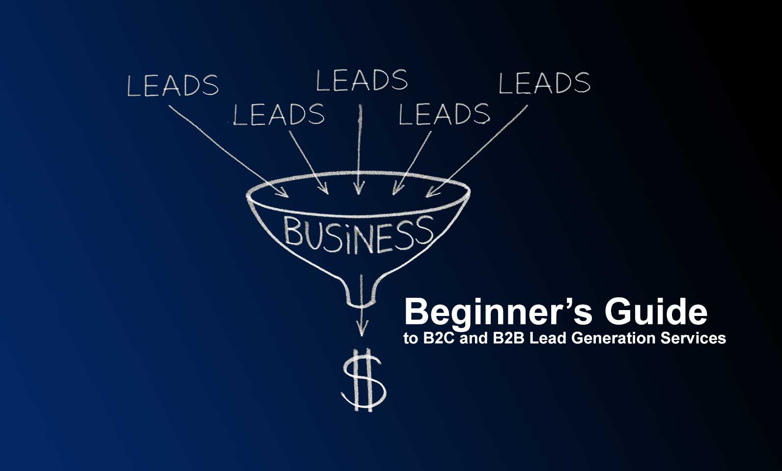 b2c lead generation agency