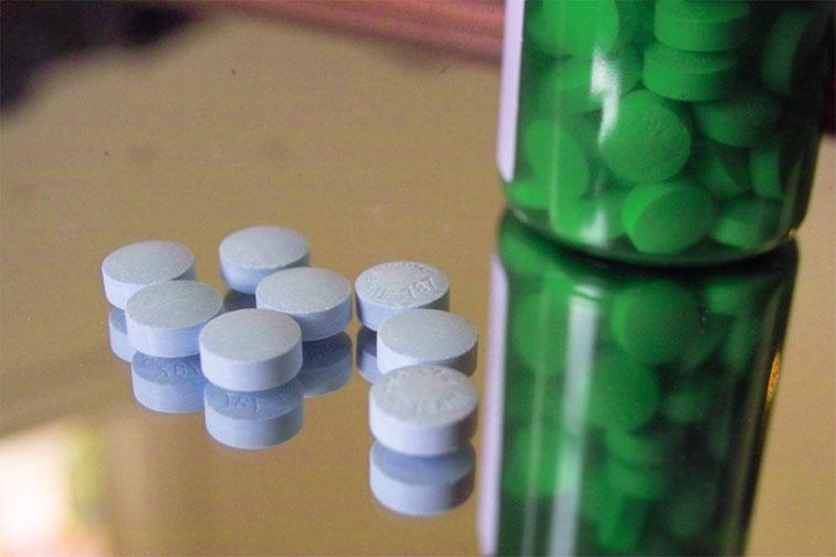 Fioricet capsule.