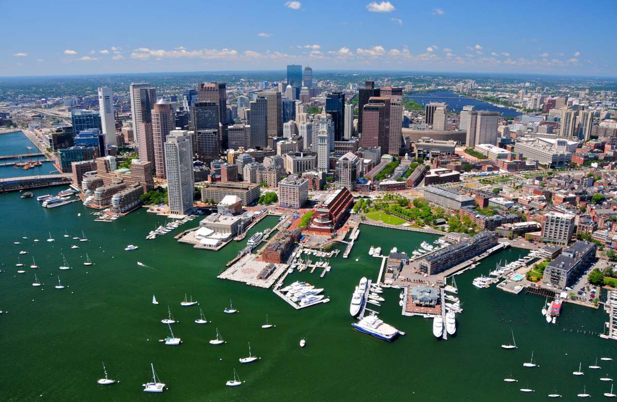 TRIPS FROM BOSTON
