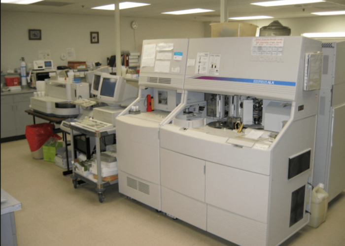 Medical Laboratory Testing Facilities